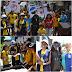 Crianças da LBV promovem caminhada de conscientização contra o mosquito da Dengue