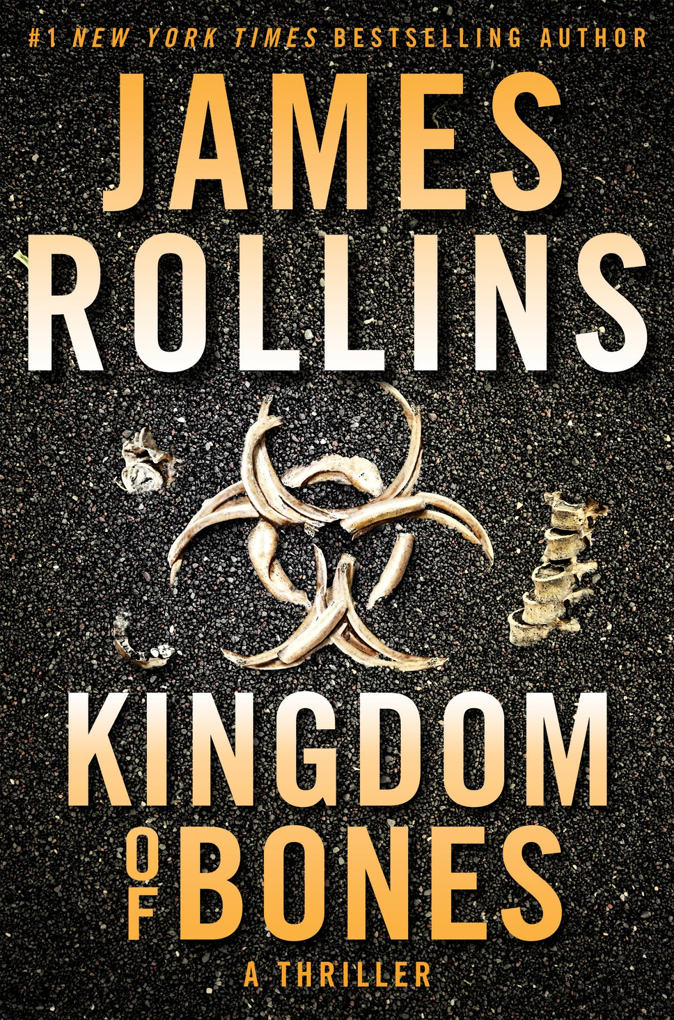 Kingdom of Bones by James Rollins