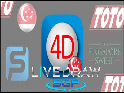 Live Draw Singapore Pools Hari ini Tercepat