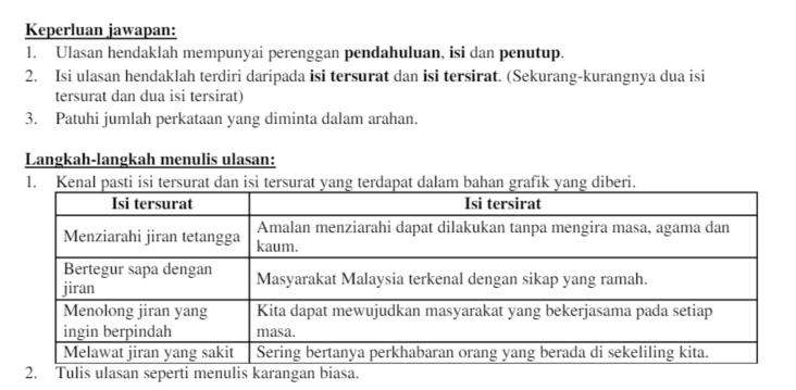Ulasan Pt3 Contoh Soalan Dan Jawapan Terbaik Oh Pt3