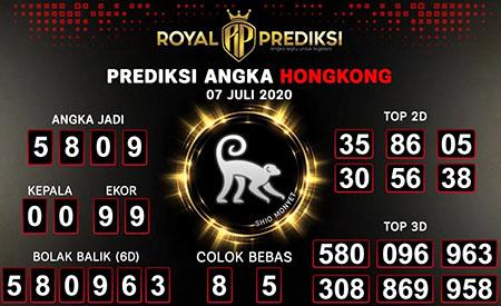 Royal Prediksi HK Selasa