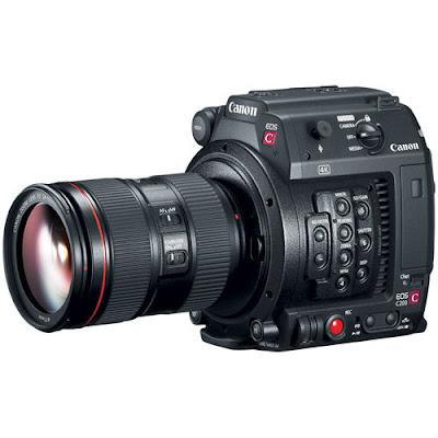 Canon EOS C200 B Firmware最新ドライバーをダウンロードする