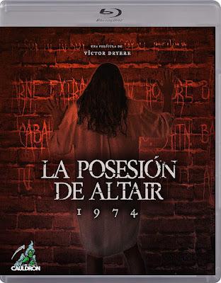 1974 La Posesion De Altair 2016 Bluray