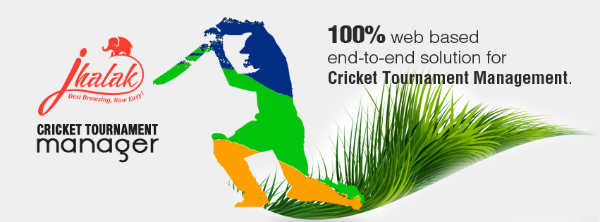 Cricket software for local cricket and desi cricket jhalak brand manager promoter act as branding pr for tournaments communication manager invitationschedulesresult distribution httpcricket jhalak stopboris Images
