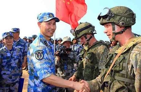 Cina-Rusia Perkuat Kerjasama di Bidang Pertahanan Udara