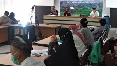 Pulihkan Peran dan Posisi Perempuan di Sektor Pertanian, KpSHK Lotim Menggelar Workshop