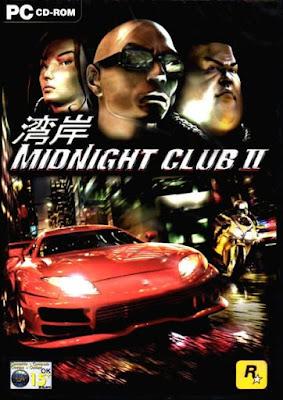 Capa do Midnight Club 2
