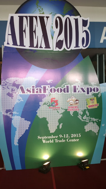 Asia Food Expo 2015