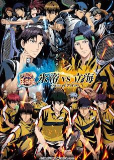 Shin Tennis no Ouji-sama: Hyoutei vs. Rikkai Game of Future