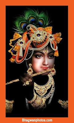 Laddu Gopal Beautiful Images