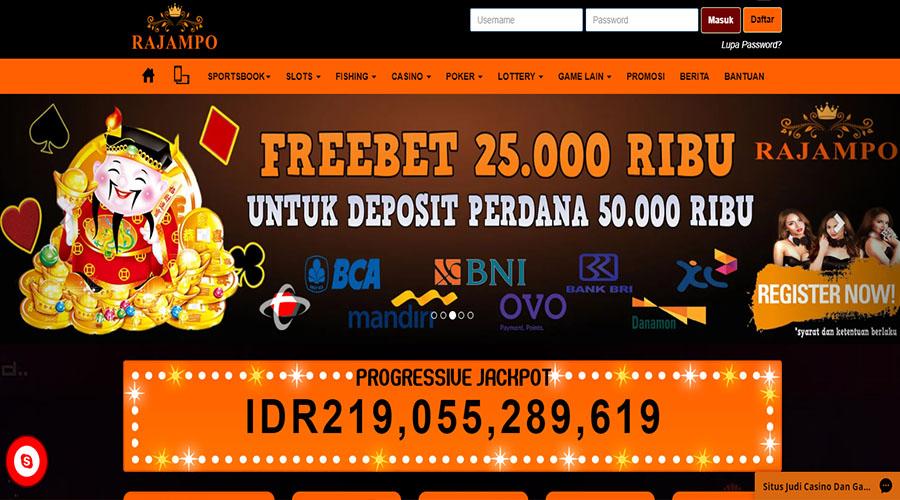 Top Global Iklan Situs Judi Casino Games Slot Rajampo Deposit Judi Online Via Pulsa