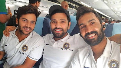 Rohit Sharma Cute Smile HD Picture Download