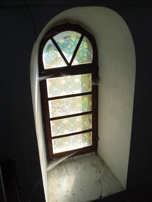 avant les vitraux