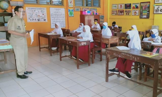 Pemerintah Membuka Pembelajaran Tatap Muka (PTM) Pada Januari 2021