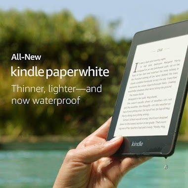 Buy Amazon Kindle Paperwhite at affordable prices