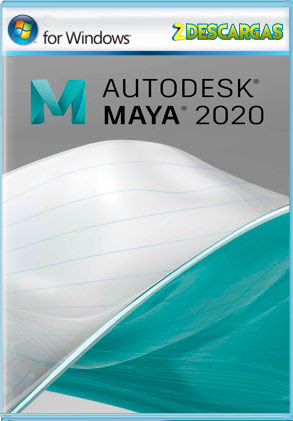 Autodesk Maya 2020.3 (x64) Full Multilenguaje [Mega]