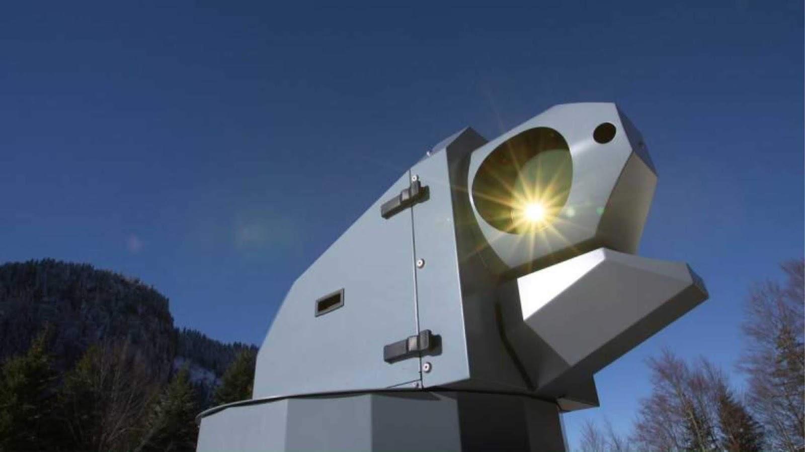 Jerman Rheinmetall menyelesaikan tes modul senjata untuk laser tempur