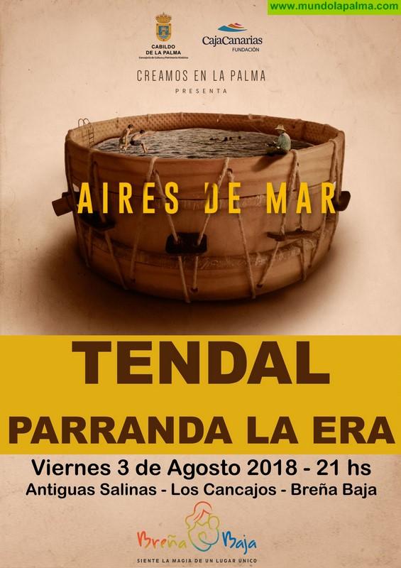 ANTIGUAS SALINAS: Tendal y Parranda La Era