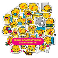 sticker qoobee