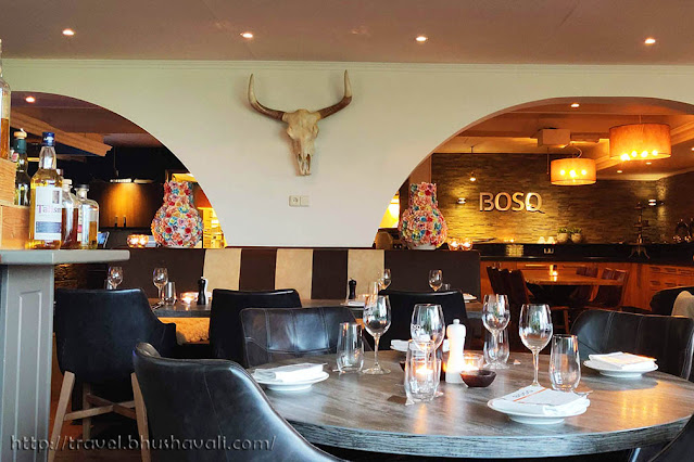 Michelin Restaurants in Netherlands - Bosq Texel