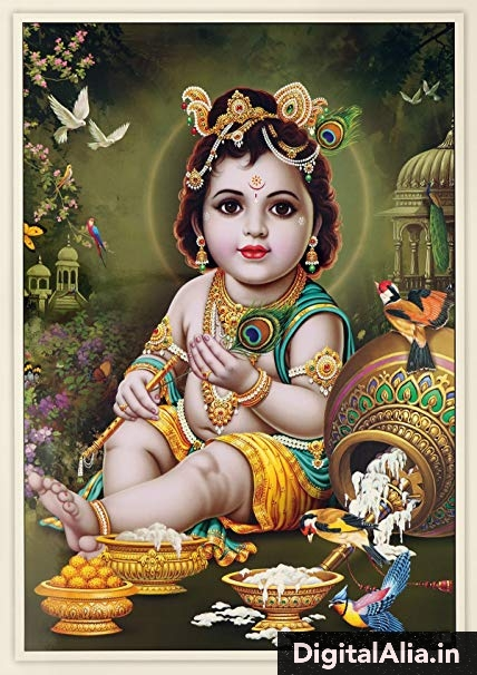 lord krishna images hd 1080p