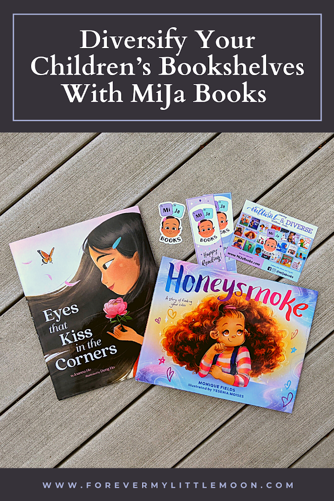Diversify Your Children's Bookshelves With MiJa Books
