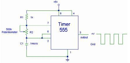 555-timer-ic-for-square-wave-generator