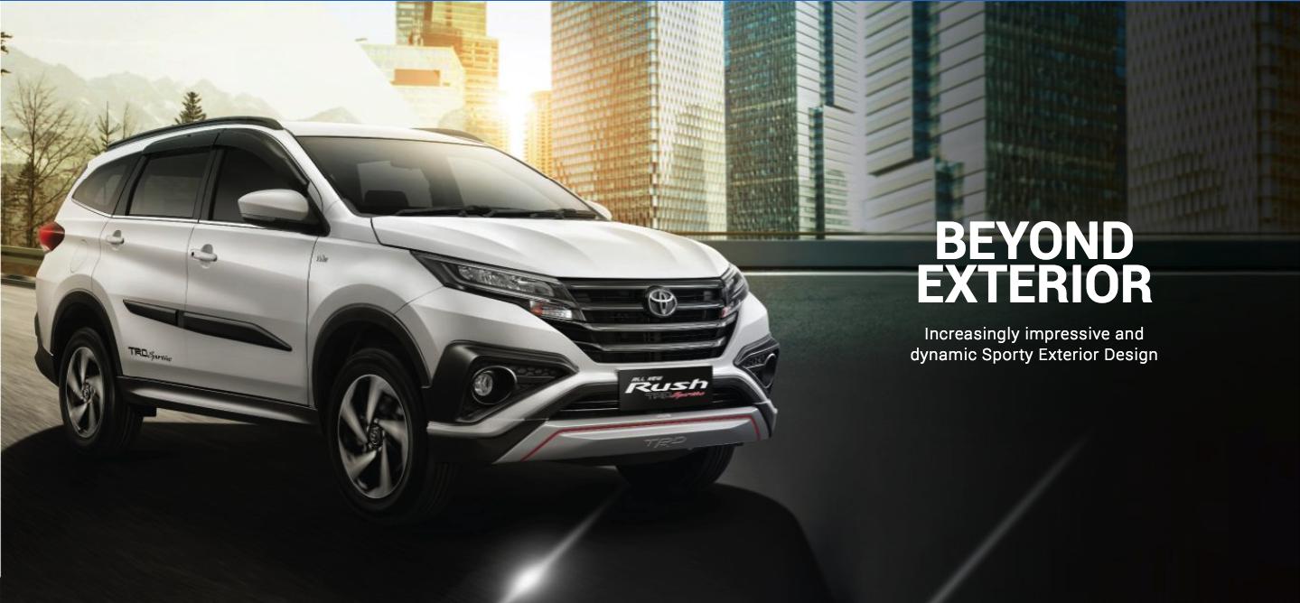 Kelebihan Toyota Rush 2019 Harga Murah Berkualitas