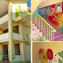 Look: Students of Misamis Oriental High School turns building into a stunning art wall gallery