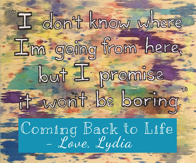 Coming Back to Life, David Bowie Quote, love lydia, lydia dickson, lydiasdesigns, etsy shop, etsy artist, artist blog, depression blog,coming back to social media