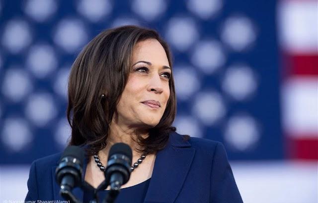Kamala Harris: Vice President Kamala Harris pays tribute to fallen military after tone-deaf tweet | USA Today