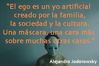 el ego es un yo artificial