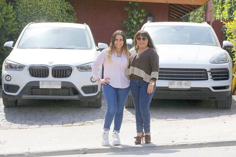 Helhue Sukni explica por qué prefiere manejar el auto de su hija Fadwa