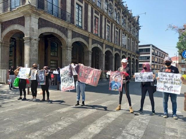 Radio Trashumante, a dos años del  asesinato de Samir Flores exigen justicia en Morelos.