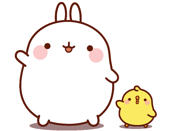 Giveaway: Molang plush and playset