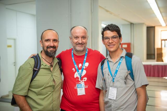 Luis Falcon MD, Στάθης, Federico Mena-Quintero