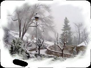 Идет красавица зима…
