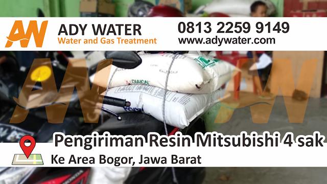 jual water softening, harga resin penukar ion