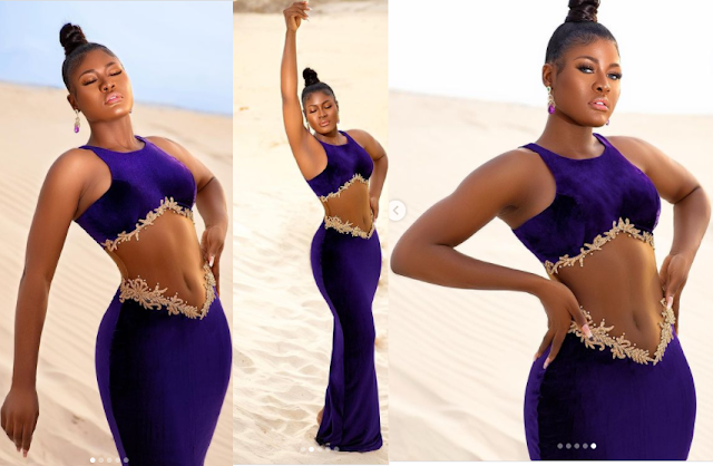 BBNaija Star Alex Asogwa celebrates 25th birthday with beautiful pictures