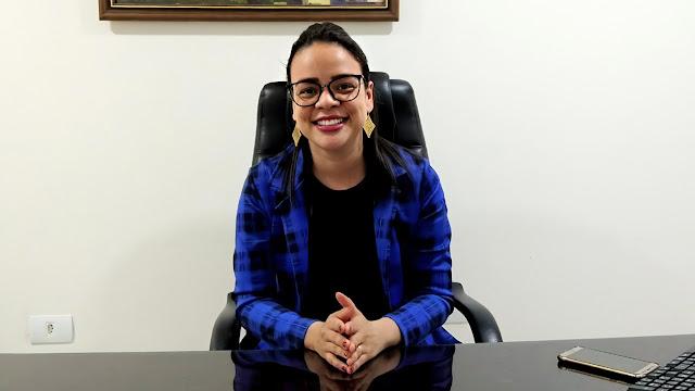 Secretária de Educação do Bom Jardim PE Mirian Cavalcante