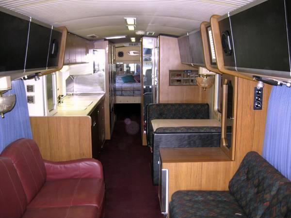 Used Rvs 1985 Bluebird Wanderlodge Pt40 Motorhome For Sale