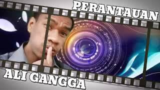 Lirik Lagu Perantauan - Ali Gangga
