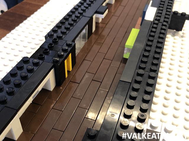 Legolaiva, Legoferry, Lego Moc, Silja Serenade