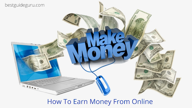 14+ way how to earn money from online at home