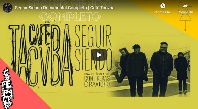 🎹 Una PRODUCCIÓN que COMPILA material de las giras de CAFÉ TACVBA por Estados Unidos, Japón y España. ✅ DOCUMENTAL COMPLETO ONLINE.