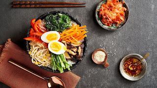 Bibimbap Rekomendasi Masakan Korea Selatan