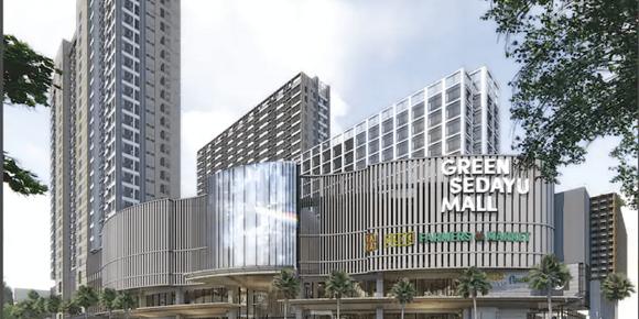 Green Sedayu Mall di Cengkareng Jakarta Barat