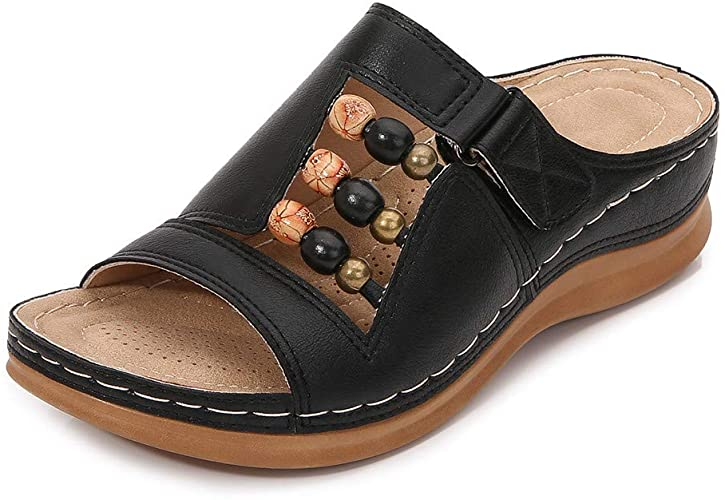 Womens Wedge Sandals 50% off