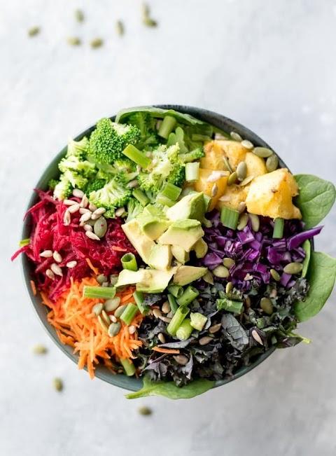 Salad For Health