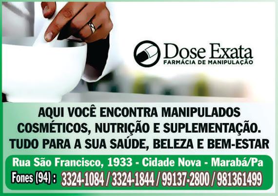 http://www.folhadopara.com/2019/11/dose-exata-farmacia-e-manipulacao.html